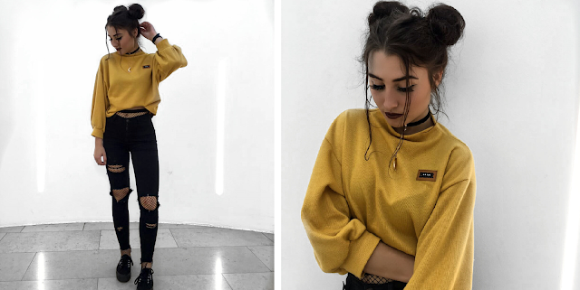 shein, sheinside, erfahrungen, fashion blogger, fashiionblogger, vanessa worth. vanessaworth, vanessaworth1, lookbook, style, trend 2017, sommer trend 2017, trend, trends, summer trend, spring trend, fblogger, outfit inspiration, yellow sweater, yellow pullover, gelber pullover, gelber pulli, gelb, tumblr, vanesssa worth 1
