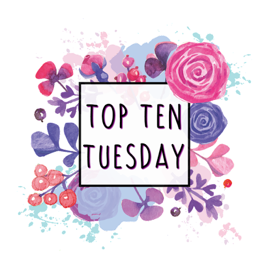 Top Ten Tuesday: Series We Need to Start