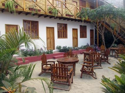 hotel en Canoa - Hostal Amalur