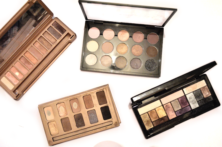 All About Eyes Series | Highend Palettes