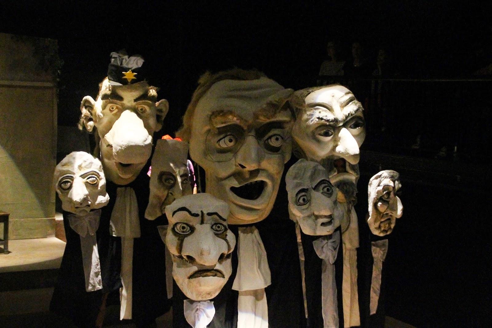 Teatrul Masca - Vicleniile lui Scapino