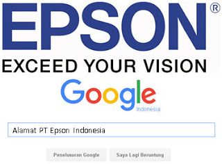 ALAMAT PT EPSON INDONESIA INDUSTRY