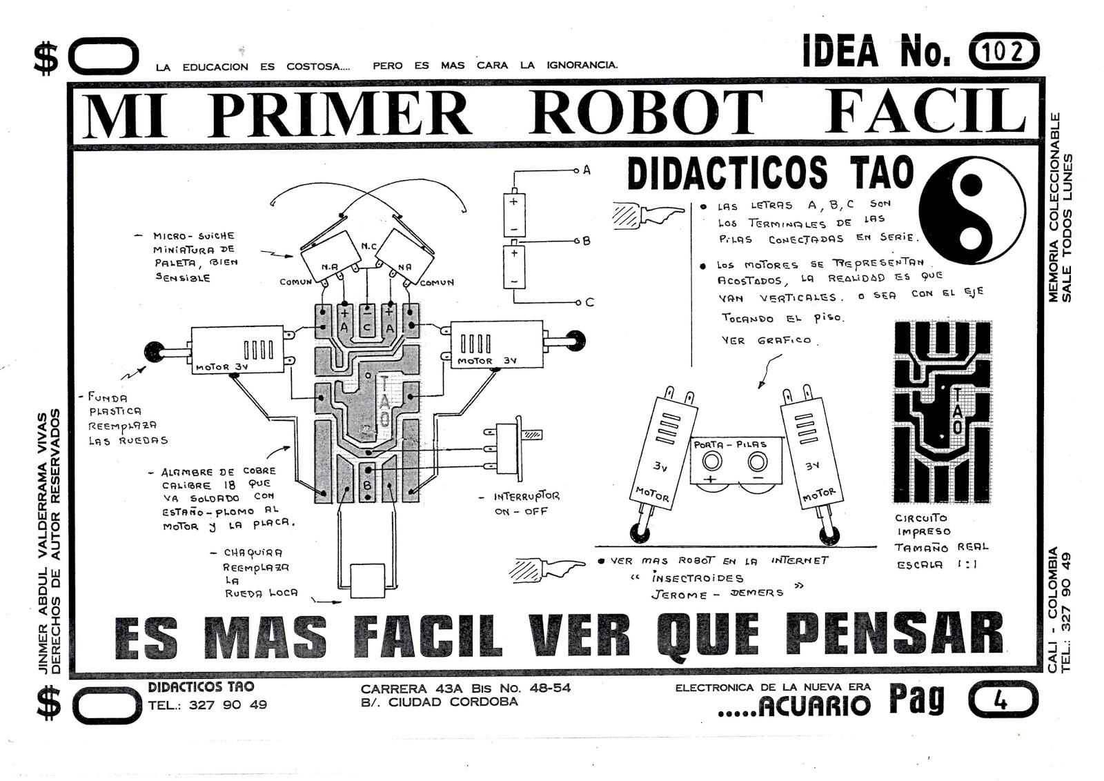 Impresos Electronicos Tao 08 05