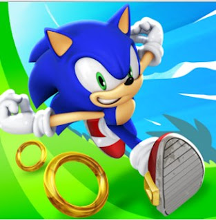 Download Sonic Dash MOD APK Terbaru v3.2.2 Unlimited Star
