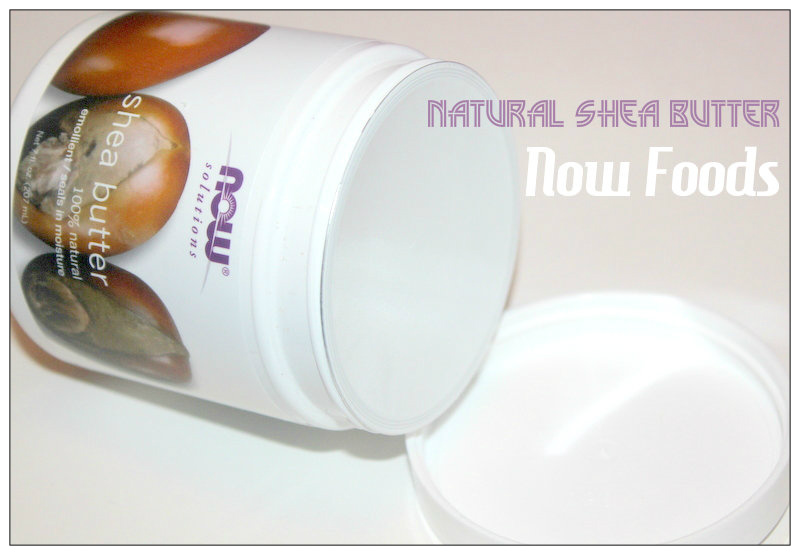 Review: Now Foods, Shea Butter 100% Natural