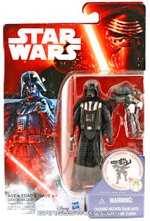 Star Wars The Force Awakens Darth Vader スターウォーズ hasbro Kenner
