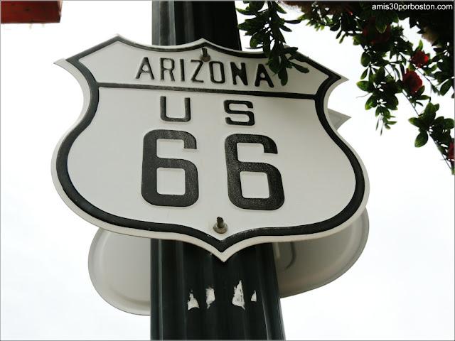 Ruta 66 en Arizona