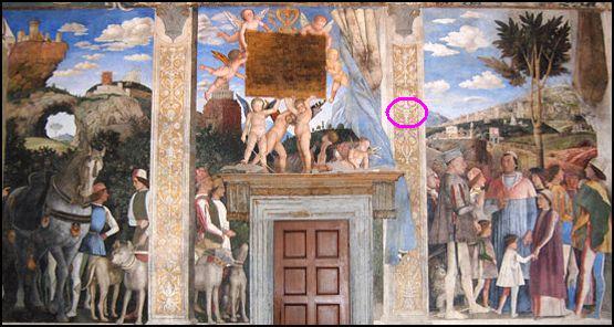 Mantua mantova visite guidate f hrungen guided tours for Sala degli sposi
