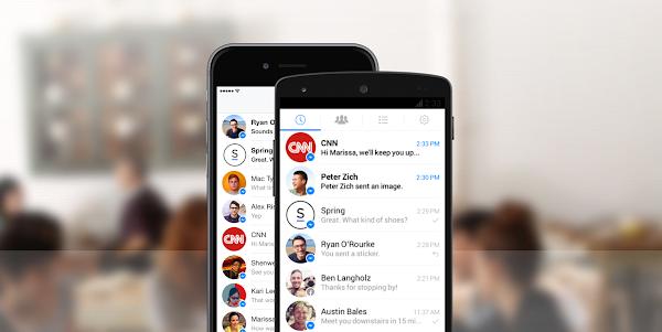 Facebook 聊天機器人數量破萬,再推快速回覆、傳送影音等新功能