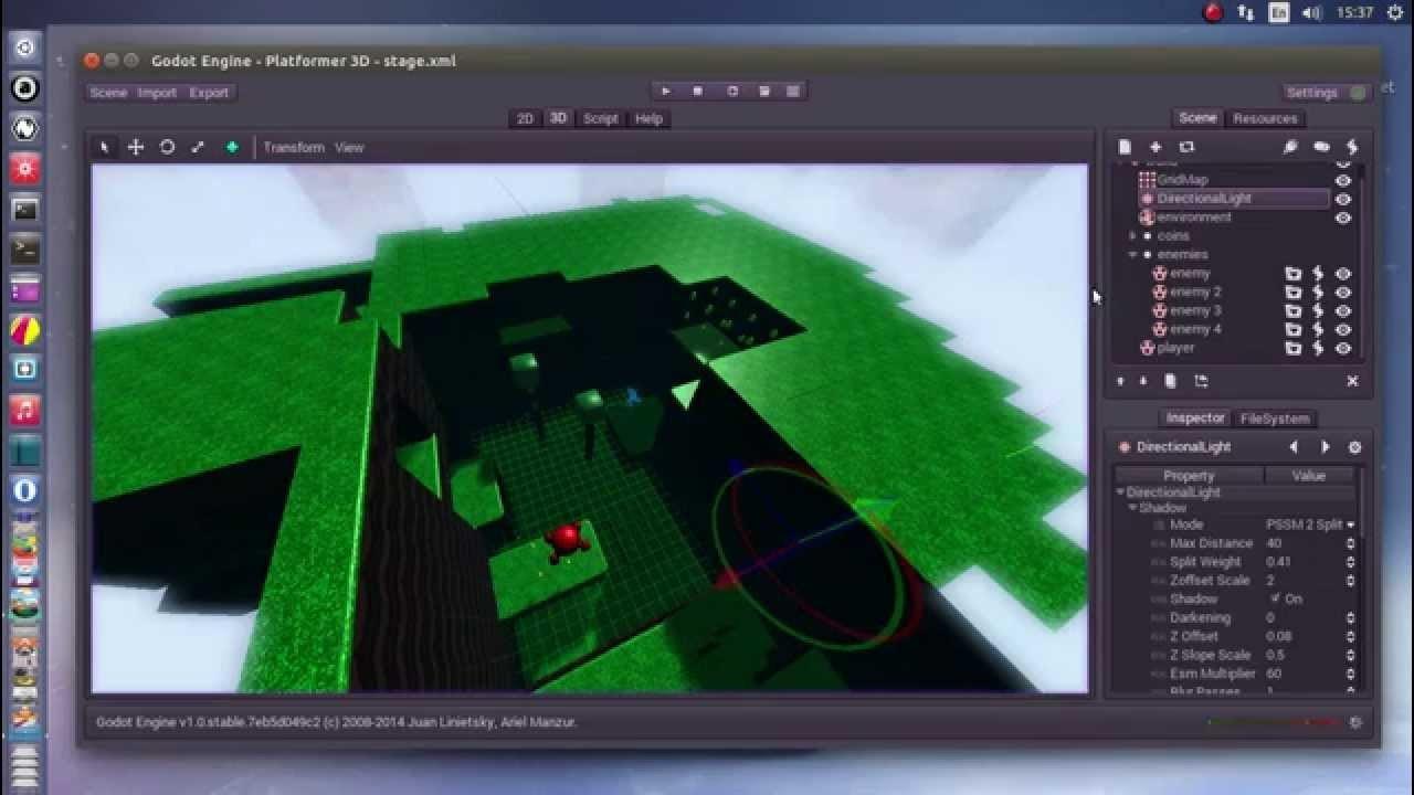 Godot (game engine)