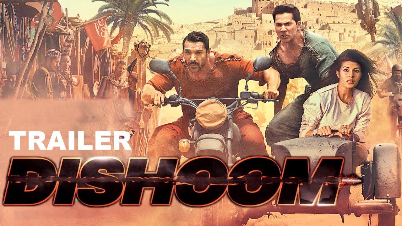 Dishoom movie photoshop