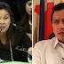 Watch: Sen. Loren Legarda nasermonan si Sen. Antonio Trillanes