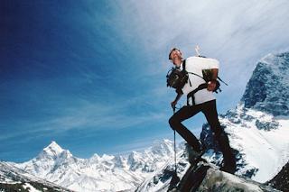 Sang Penakluk Gunung Everest