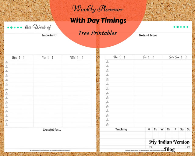 Weekly-planner-printable-with-day-timing-pages