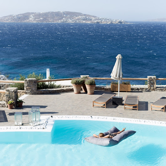 Rocabella Mykonos Art Hotel & SPA, Greece