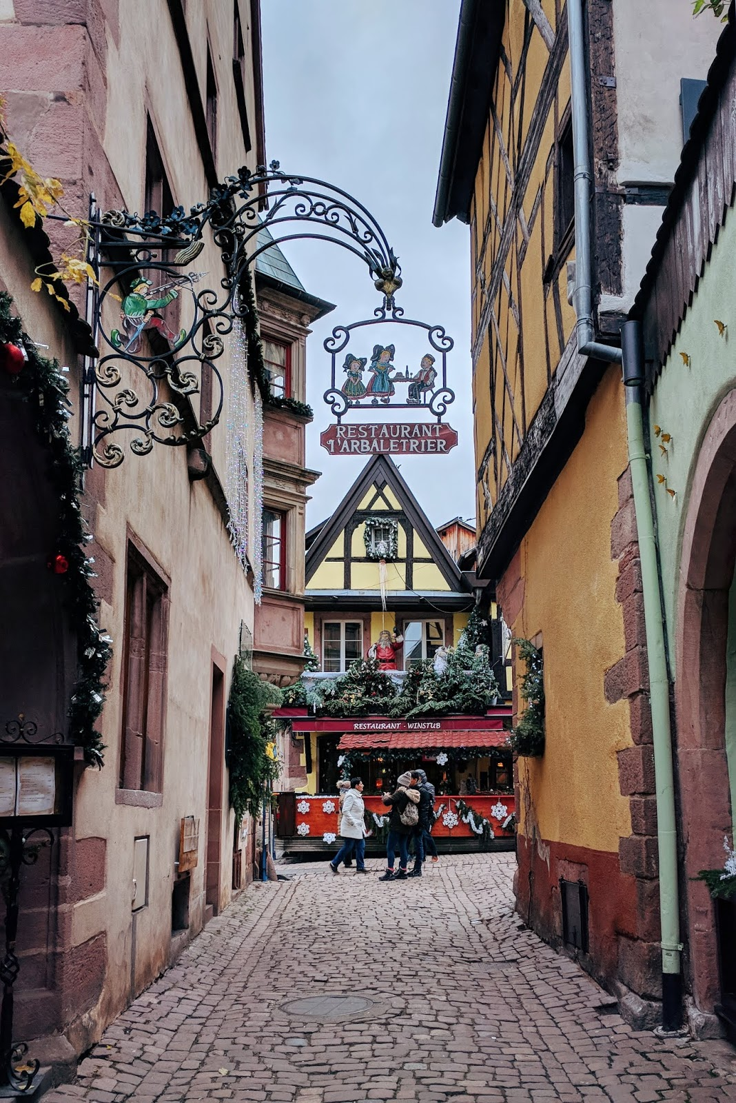 Riquewihr, France | Christmas in Alsace {imperfect idealist}