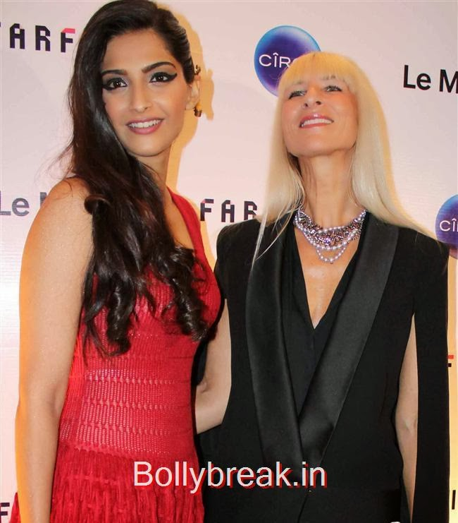 Sonam Kapoor at Farfetch Superstore Le Mill Launch, Sonam, Jacqueline attend Farfetch Superstore Le Mill Launch
