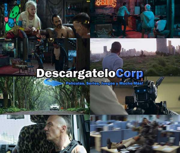 Descargar Chappie DVDRip Latino