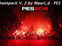 PES 2016 Chantpack V2