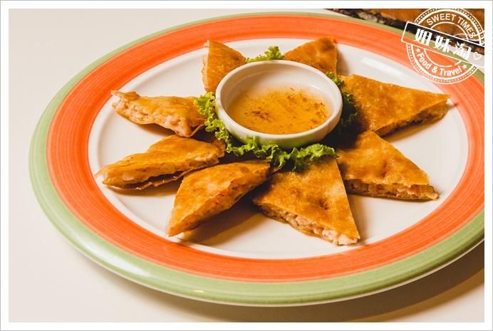 Papaya泰蝦餅