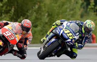 MotoGP 2017: Ultra Motivasi Rossi Gentarkan Marquez