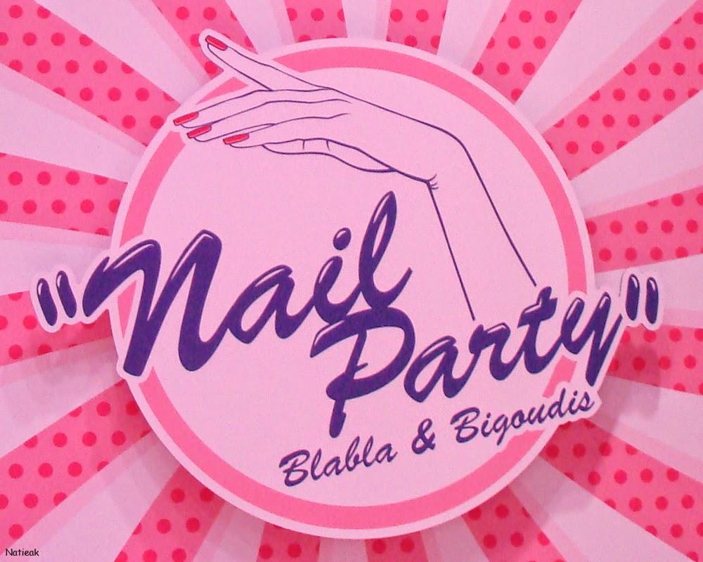 Nail Party, blabla & bigoudis