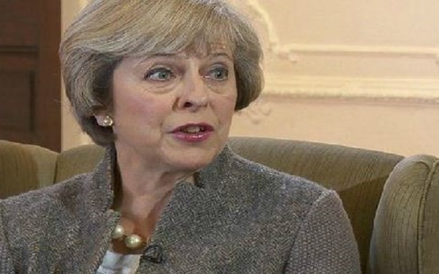 Brexit will bring 'difficult times' - UK Prime Minister Theresa May