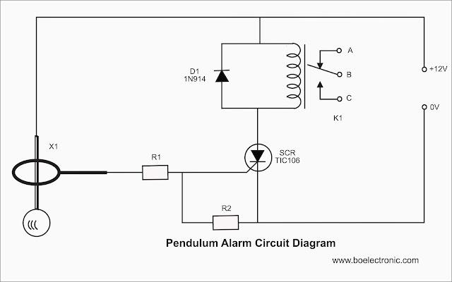 Voltage Controlled Relay Schematic, Voltage, Get Free