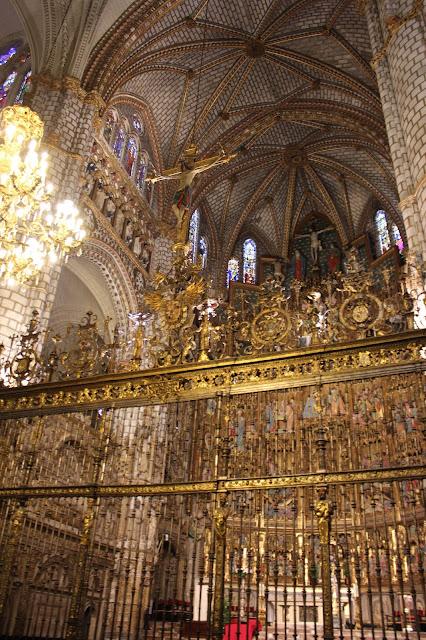 Verja del Altar Mayor