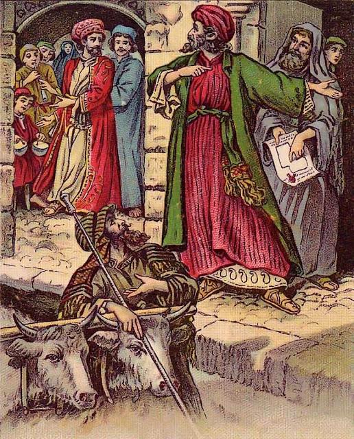 Si tot mai este loc! Predica la Duminica a XXVIII-a dupa Rusalii