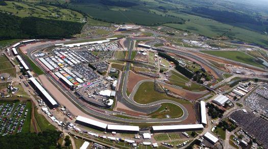 Jadwal MotoGP Inggris 2018 di Sirkuit Silverstone