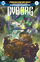 DC Renascimento: Cyborg #12