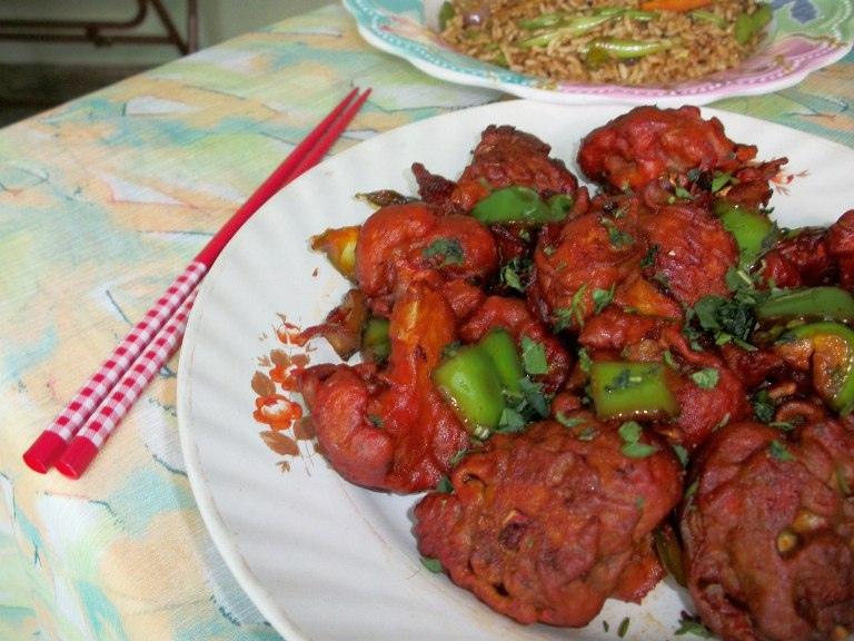 recipe gobi manchurian