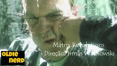 Socos no cinema, matrix super luta