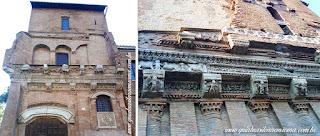 residencia crescenzi roma guia brasileira - Via del Teatro Marcello - 2500 anos de arquitetura