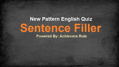 New Pattern English Quiz: IBPS PO Level