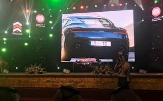 58 مليون حصيلة بيع 60 لوحة أرقام سيارات مميزة