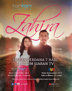 Zahira Episod 8