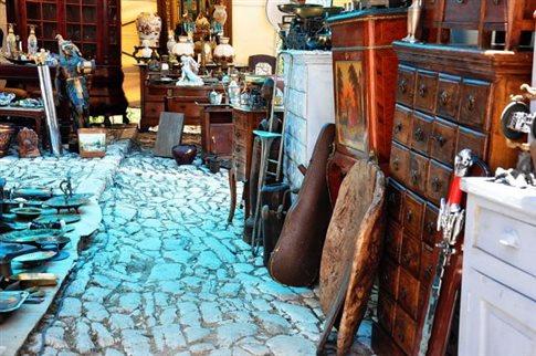 Επιστρέφει το υπαίθριο παζάρι αντίκας στην Παλιά Πόλη της Κυπαρισσίας