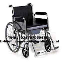 jual kursi roda two in one dengan harga murah