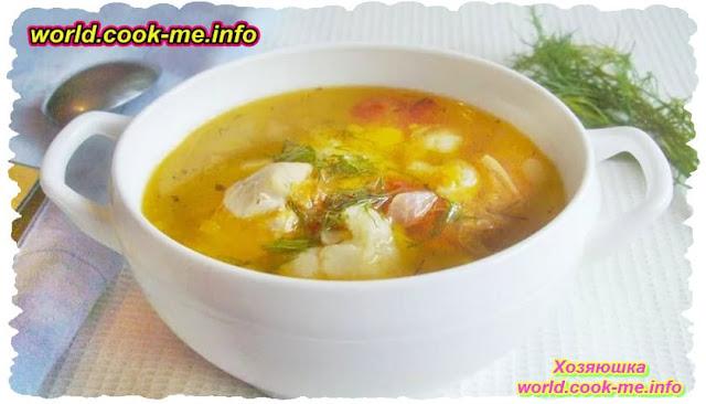 Рецепт овощного супа, сжигающего жир