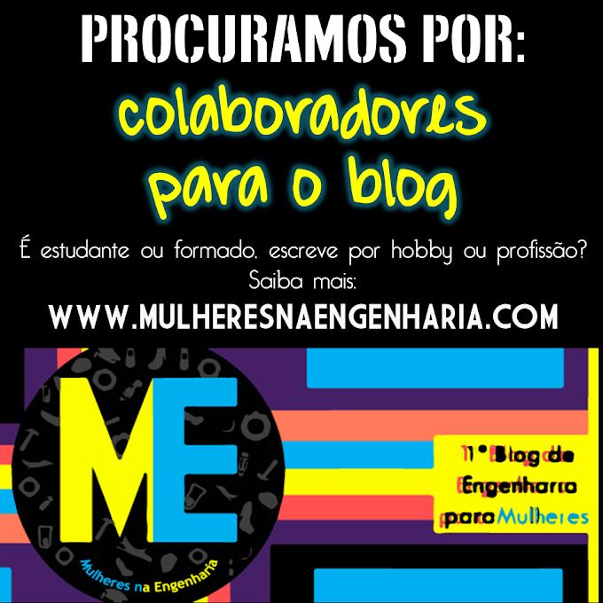Seja um Colaborador do Blog!