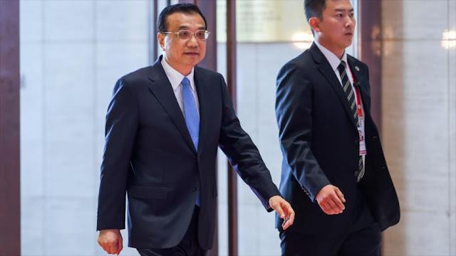 China rechaza injerencia extranjera y pide cooperación regional
