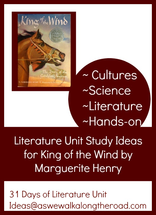 Literature Unit Study for King of the Wind