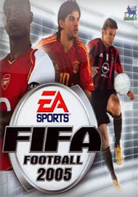 FIFA 2005 Game