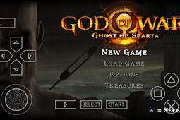 Cara Setting God Of War Ghost Of Sparta PPSSPP agar tidak Lag 100% Lancar di Android RAM 2GB