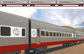 الهيئة العربية للتصنيع تعمل على إنتاج عربة قطار جديدة بأيدي عاملة مصرية