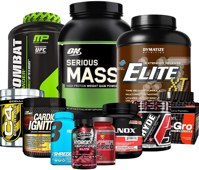 What Are The 4 Best Bodybuilding Supplements For Skinny