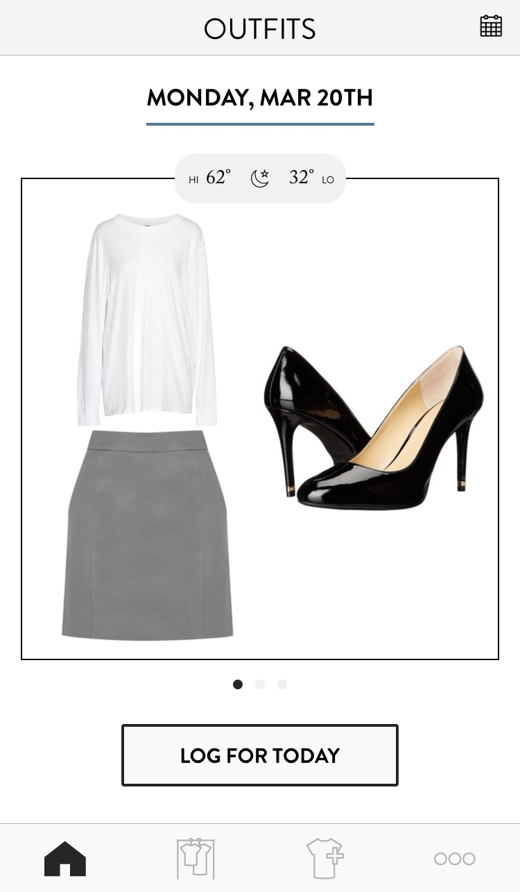 Rebecca Lately Cladwell Outfits App