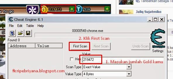 Cheat 1 Hit Kill Ninja Saga 2014 Work 3